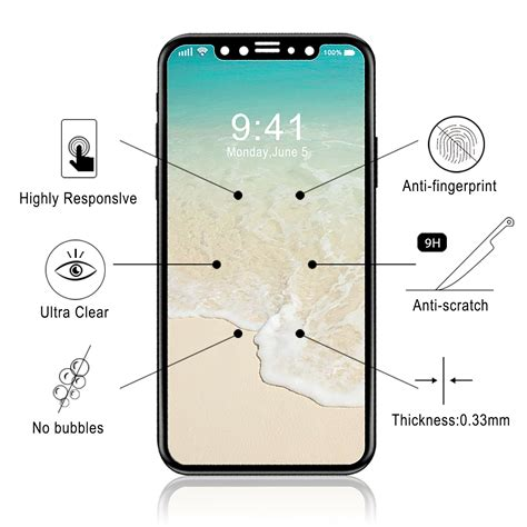 iphone 7 screen protector tempered glass 3d gex tempered glass screen protector apple iphone x
