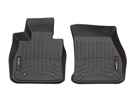 weathertech floor mats in store weathertech floor mats floorliner for mini clubman 2016 2017 1st row black ebay