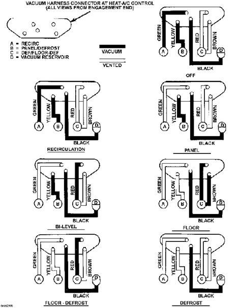 Ram Need Diagrams Heater Vacuum Hoses