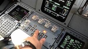 Ecam Control Panel Test