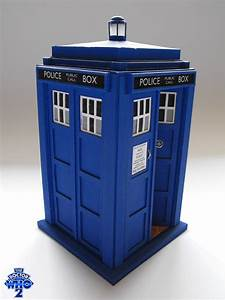11th Doctor TARDIS Model (2010 Build) by theDoctorWHO2 on ...