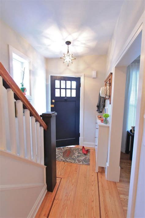 Small Entryway Lighting Ideas - excellent small entryway ideas as your warm welcoming