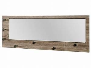 Spiegel 80 X 80 : wandgarderobe mit wandspiegel 80x30 eiche tr ffel 7 kleiderhaken ebay ~ Whattoseeinmadrid.com Haus und Dekorationen
