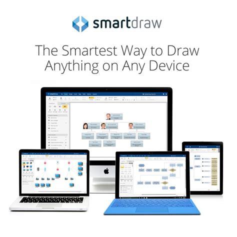 smartdraw cloud  smart drawing software  mac