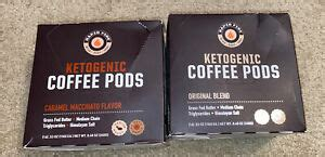 Rapid fire ketogenic coffee is sourced from premium fair trade coffee beans that encourage enhanced cognition, faster metabolism, and a sharper mental. Rapid Fire Ketogenic Coffee Pods Original Blend And Caramel Macchiato Keto | eBay