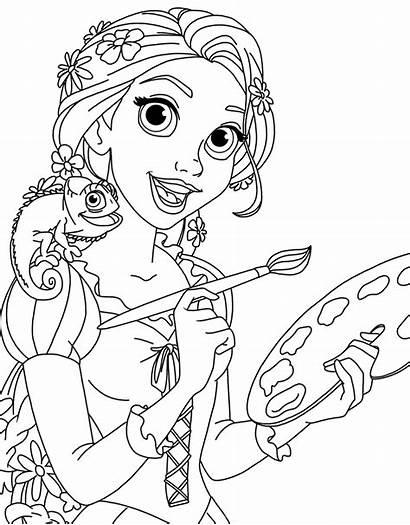 Rapunzel Pages