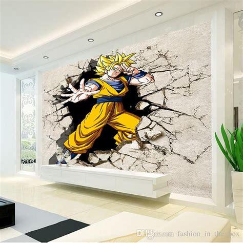 dragon ball photo wallpaper  anime wall mural custom