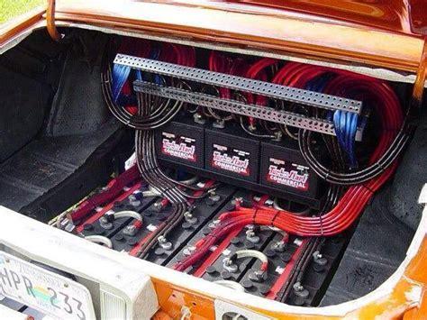 Car Audio Configurator by Battery Bank Spl Builds Car Audio Systems Car Audio