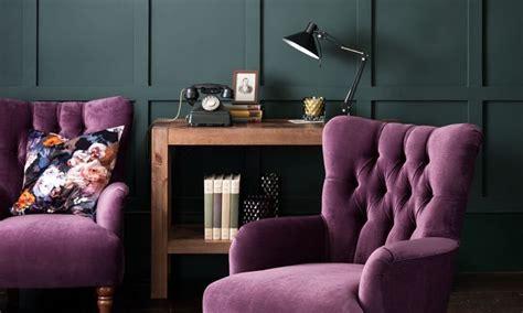 paarse gordijnen verven wij kiezen voor paars in het interieur kleurinspiratie