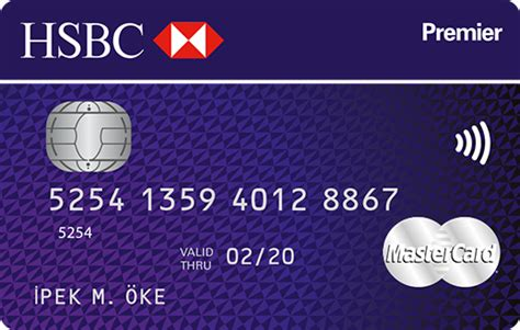 Hsbc Premier Credit Card