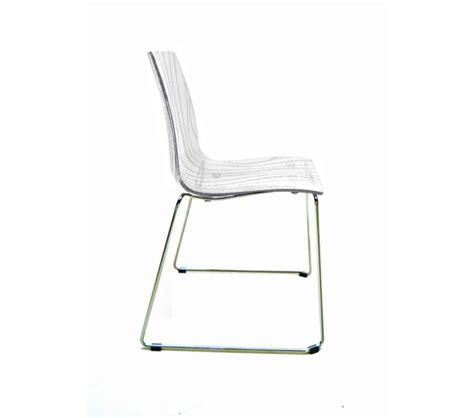 dreamfurniture calima modern italian dining chair