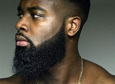 77 Best Black Men Beard Styles (& Mustache Styles) For 2019