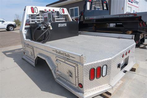 aluminum tool boxes bradford aluminum 4 box flatbed dickinson truck equipment