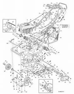 Hayter Harrier 48 486c001001 Spares Ordering Diagrams