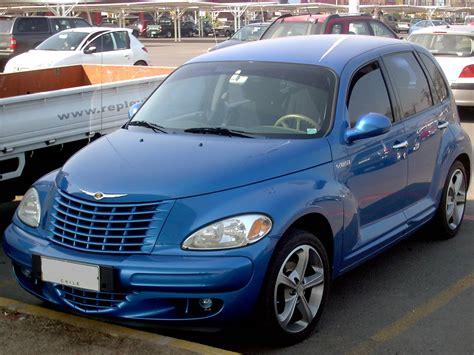 Chrysler Pt Cruiser Mpg by 2004 Chrysler Pt Cruiser Limited Edition Wagon 2 4l