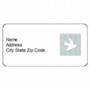 Holiday peace dove shipping label 10 per sheet for Avery 18663 template