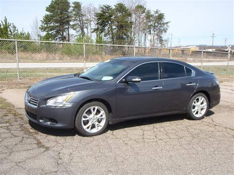 DB Carter Used Cars :: DB Carter Used Cars - 2012 Nissan ...