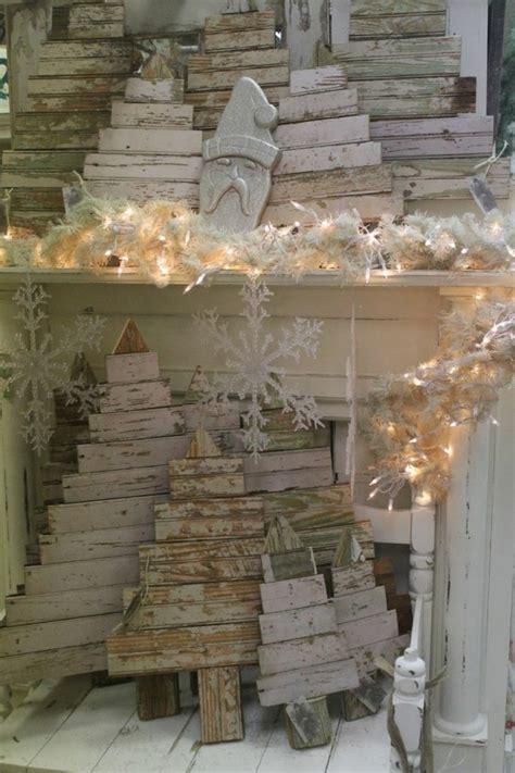 weihnachtsdeko mit holz 100 tolle weihnachtsbastelideen archzine net