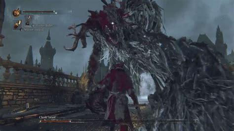 bloodborne gamescom  full play  gameplay demo