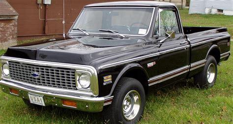 1972 Chevrolet C10  Pictures Cargurus
