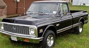 1972 Chevrolet C10 - Pictures