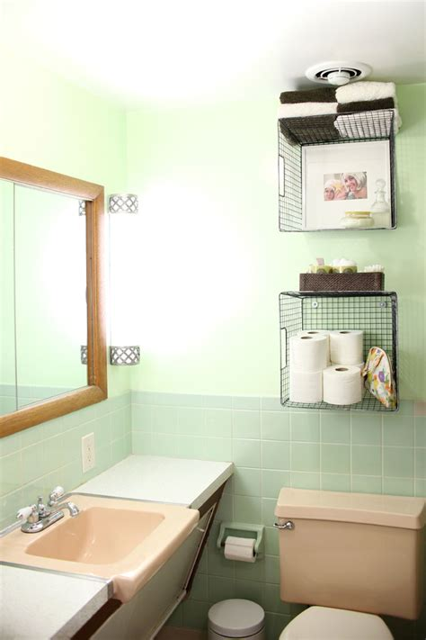 hgtv bathroom ideas photos 40 brilliant diy storage and organization hacks for small