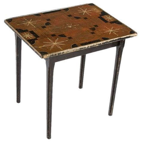 primitive country table ls 58 best images about antique painted tables on pinterest