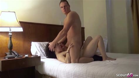 18yr Old Turkish Teen Get Fucked Without Condom By German