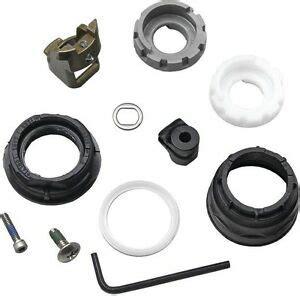 kitchen faucet handle tightening adapter kit moen broken