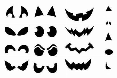 Stencil Spooky Bags Crafts Dealdash Series Eyes