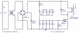 All About 2n2222 Transistor And Its Circuit Diagrams