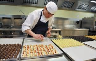 chef de partie cuisine royal chef wanted to create food fit for the