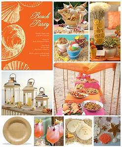 classy beach themed party ideas   Party ideas   Pinterest ...
