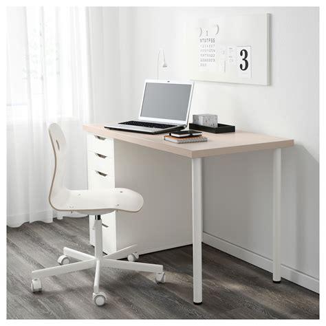 ikea alex desk assembly alex linnmon table geometric beige white 120x60 cm ikea