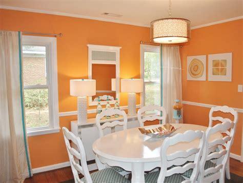 estimula tu decoracion  el color naranja decoracion