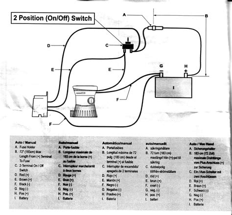 attwood wiring diagram attwood bilge pump wiring diagram