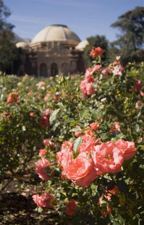 expo center exposition park rose garden city  los