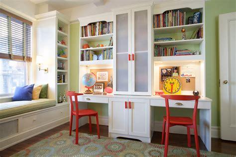 основных принципа расположения мебели в детской комнате