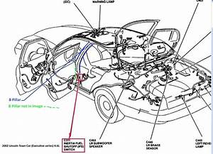 2003 Lincoln Town Car Fuel Filter Location
