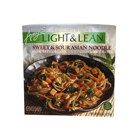 S Light And Lean by S Light And Lean Sweet And Sour Asian Noodle From
