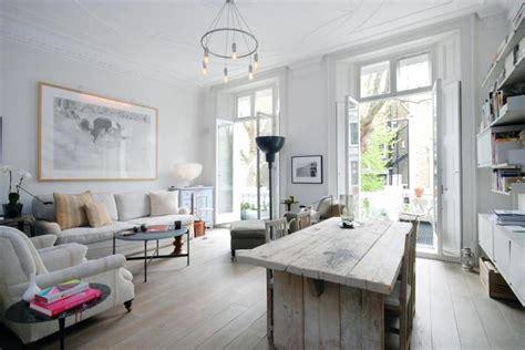 deco chambre londre décoration appartement en blanc