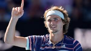 Today was a day when i felt like i could try things out on the court and a lot of things were working, zverev added. Alexander Zverev, a sus primeras semifinales de Grand Slam