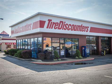 Tire Discounters, Cincinnati Ohio (oh)