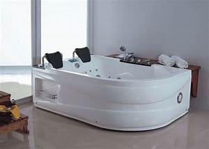 Baignoire Pour Deux : baignoire baln o asym trique 2 personnes baignoire baln o ~ Premium-room.com Idées de Décoration