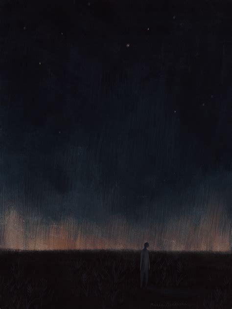 Dark Night On Behance