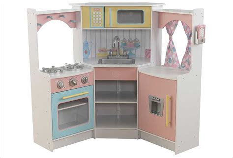 comparateur cuisine kidkraft ccuisine dangle pastel enfant