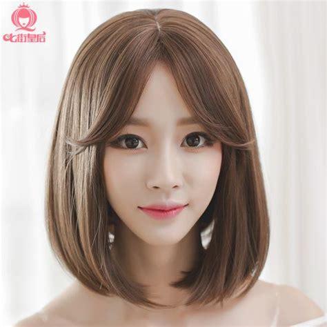 HD wallpapers korean cut hairstyle girl