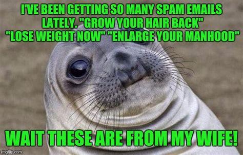 Awkward Moment Sealion Meme