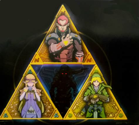 Way Cool Triforce Art I Saw At Slc Comic Con Zelda