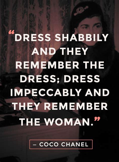 coco chanel quotes  life fashion  true style